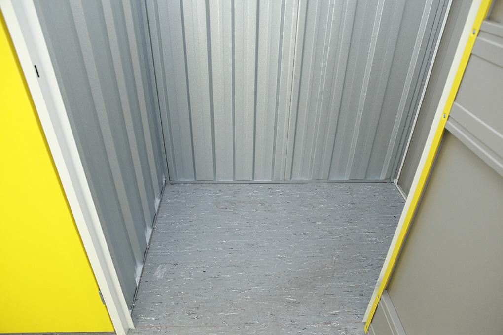 15 sq ft storage